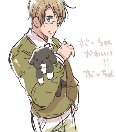 Hetalia - hetalia-axis-powers Photo