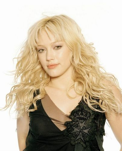 Hilary Duff photoshoot (HQ)