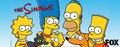 Hulu's The Simpsons Banner