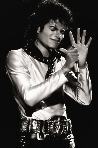 Michael Jackson wallpaper probably containing a concert called ILOVEYOU Michael ♥