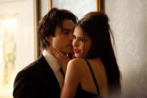 Ian/Nina - Damon/Katherine