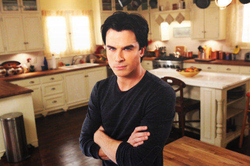 Ian as Damon..♥