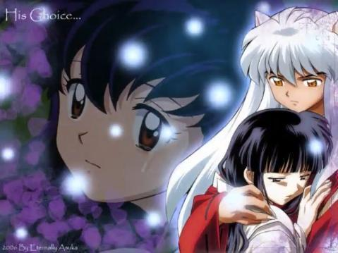 Inuyasha&#39;s_choice - inuyasha Photo
