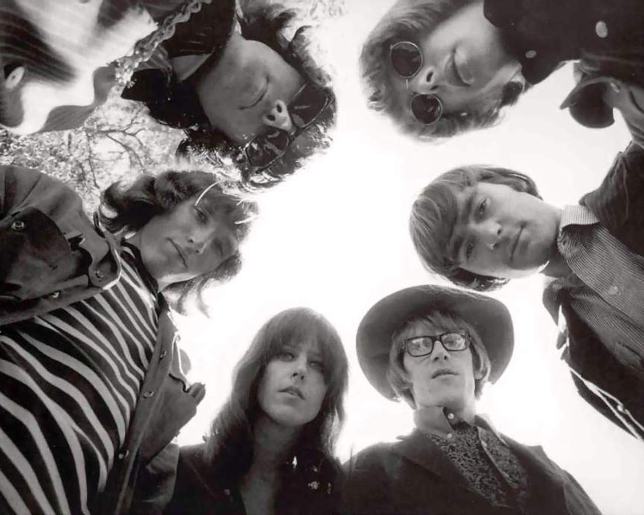 Jefferson Airplane kertas dinding