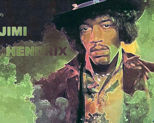 Classic rock images jimi hendrix wallpaper hd wallpaper and classic rock wallpaper containing anime titled jimi hendrix wallpaper altavistaventures Images