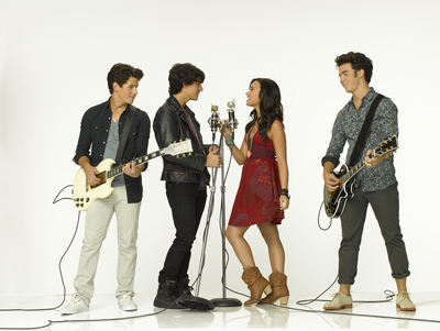 Joe jonas camp rock photoshot!