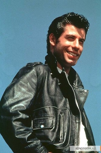 John Travolta as Danny Zuko