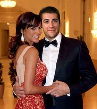 Eva LaRue and jonathan togo