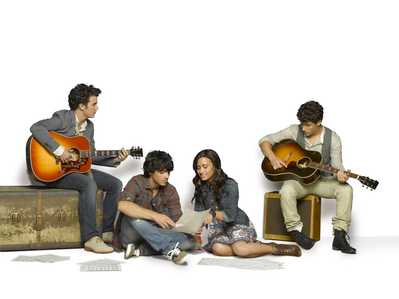 Jonas brother camp rock 2 photoshot!