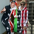 Justin Copied Niall Horan from One Direction