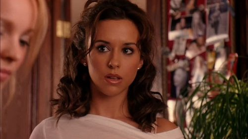 Lacey Chabert wallpaper containing a portrait called Lacey in Mean Girls