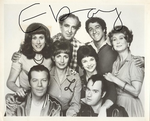 Laverne & Shirley wallpaper called Laverne & Shirley cast