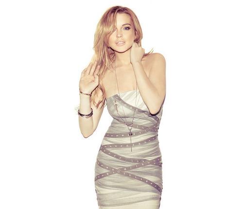 Lindsay♡ Lohan for Kira Plastinina