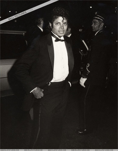 MJ THRILLER ERA