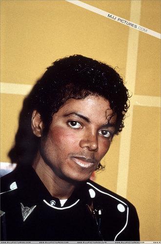 MJ THRILLER ERA