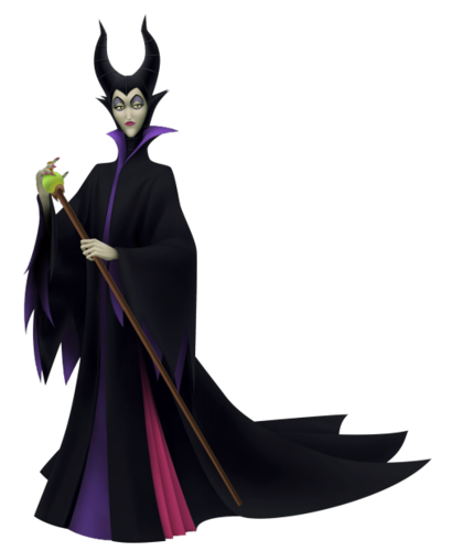 Maleficent in Kingdom Hearts - walt-disney-characters Photo