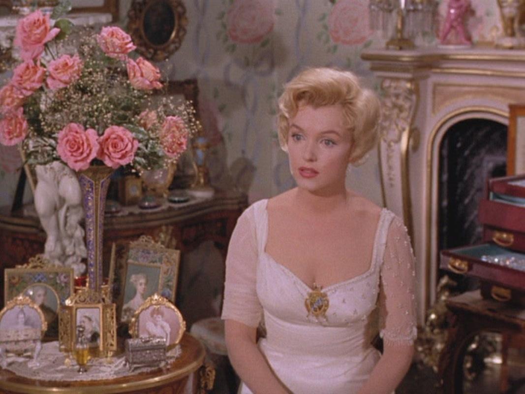 хочешь, шлюшка мерлин монро принц и танцовщица смотреть онлайн забудете скучных
