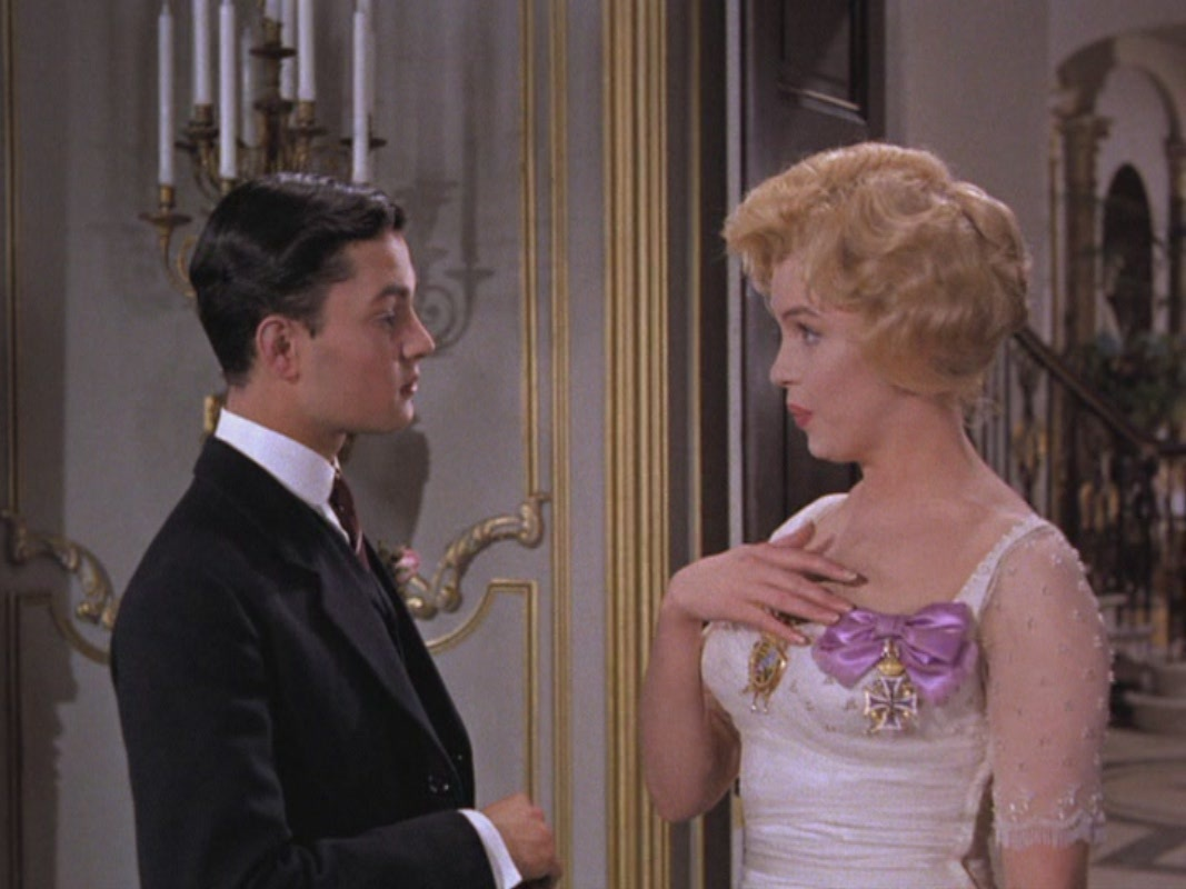 """Marilyn Monroe in """"The Prince and the Showgirl"""" - Marilyn ..."""