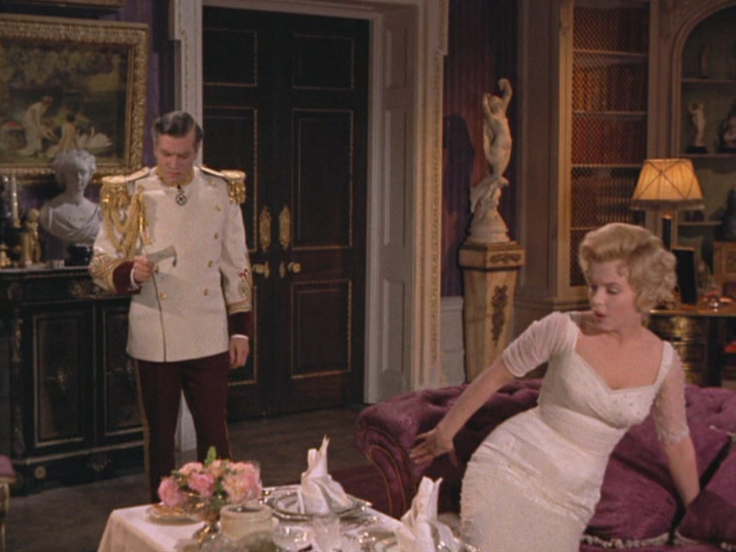 "Marilyn Monroe images Marilyn Monroe in ""The Prince and ..."