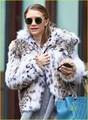 Mary-Kate Olsen Celebrates Vanessa Traina's Collaboration