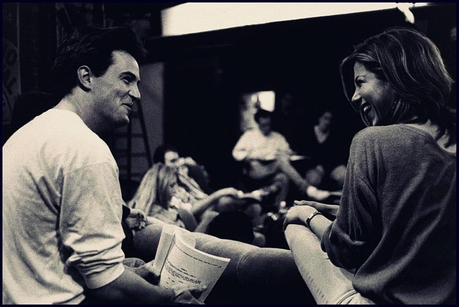 Matthew Perry & Jennifer Aniston