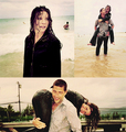 Mevie - matthew-fox-and-evangeline-lilly fan art