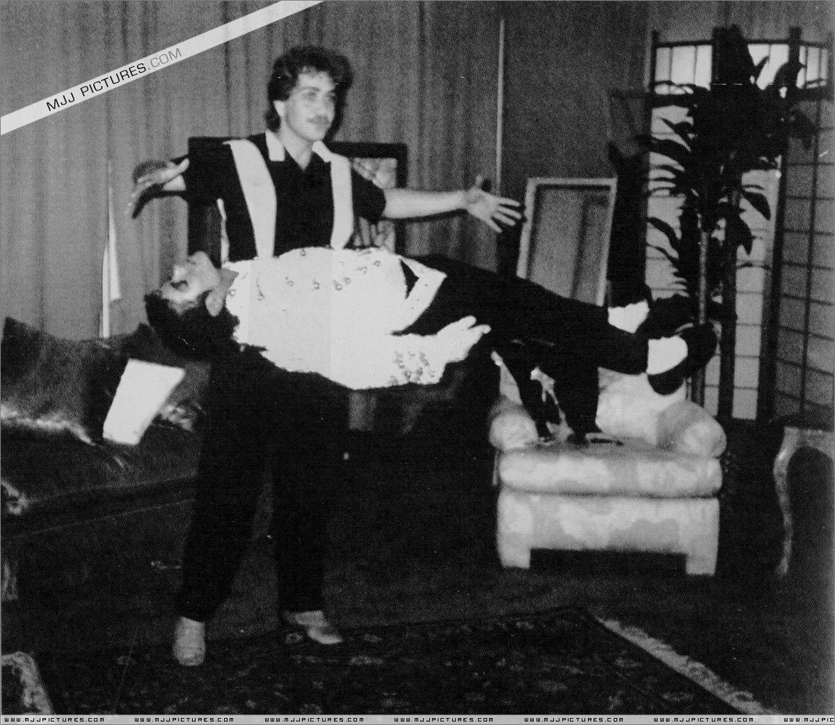 Michael Jackson Thriller Era The Thriller Era Photo