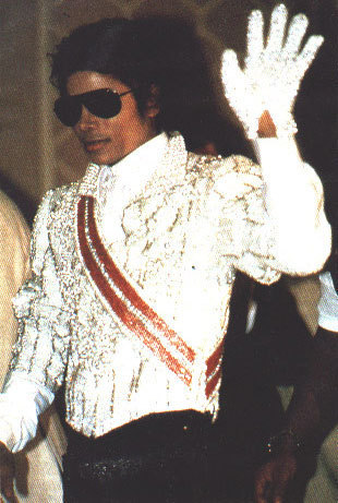 Michael Jackson THRILLR ERA