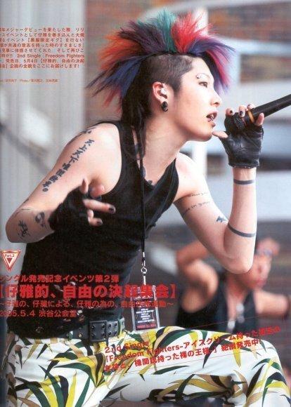 Miyavi Miyavi 雅 Photo 20421942 Fanpop