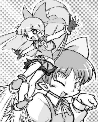Momoko/Blossom