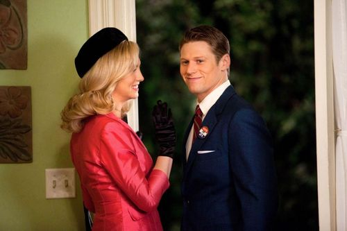 More New stills of Caroline and Matt in TVD 2x18: 'The Last Dance' (HQ) ♥ - matt-and-caroline Photo