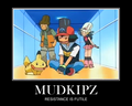 Mudkipz.Resistance is futile. - mudkip-marshtomp-and-swampert photo