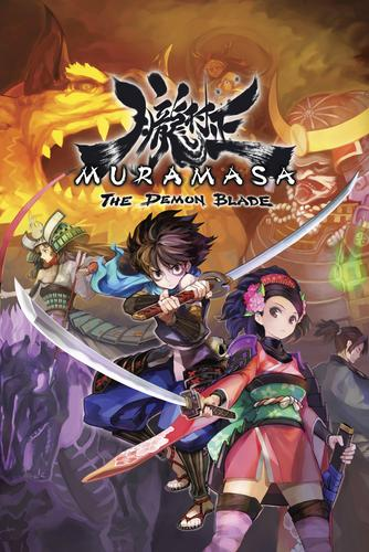 Video Games wallpaper with anime entitled Muramasa: The Demon Blade