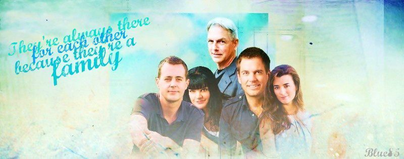 NCIS Family Banner