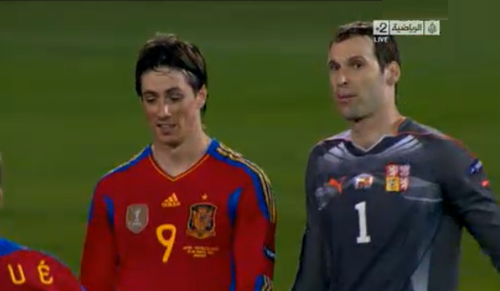 Nando - Spain(2) vs Czech Republic(1)
