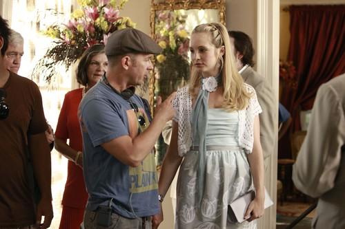 New HQ TVD बी टी एस Stills of Candice as Caroline (1x04: Family Ties)!