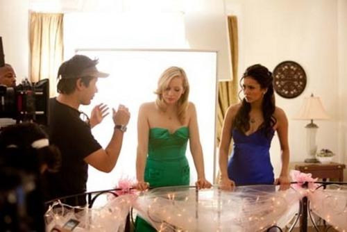 New HQ TVD বাংট্যান বয়েজ Stills of Candice as Caroline (1x19: Miss Mystic Falls)!