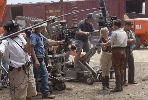 New 'Water for Elephants'  Stills