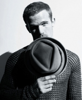 New outtakes of Cam Gigandet from 'Wonderland Magazine'