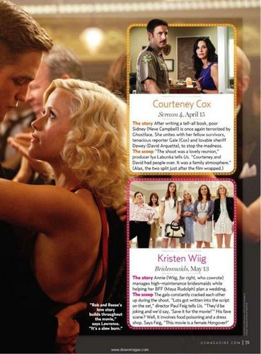 New scan of Robert in US Weekly