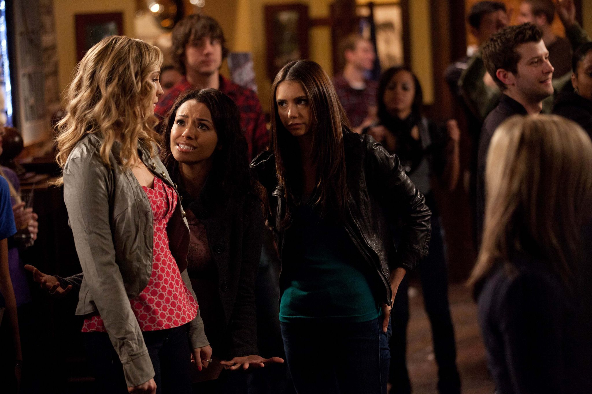 New stills of Elena in 2x16 of TVD: 'The House Guest' (HQ)!