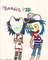 Noodle & 2D