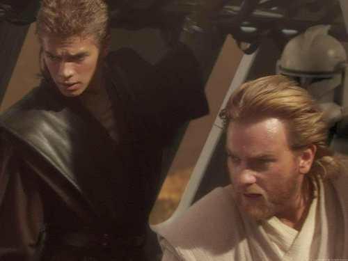 Obi-Wan & Anakin
