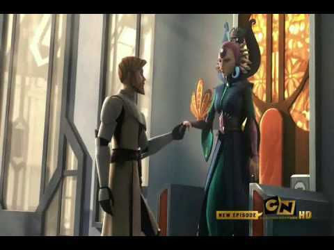 Obi-Wan and Satine
