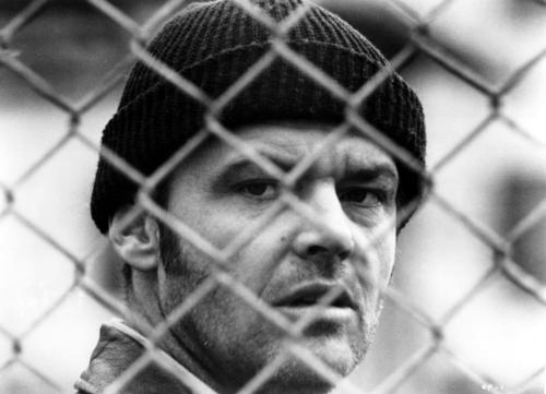 One Flew Over the Cuckoo's Nest (1975) - jack-nicholson Photo