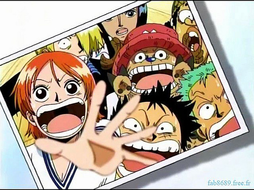 One Piece caught FUNNY!