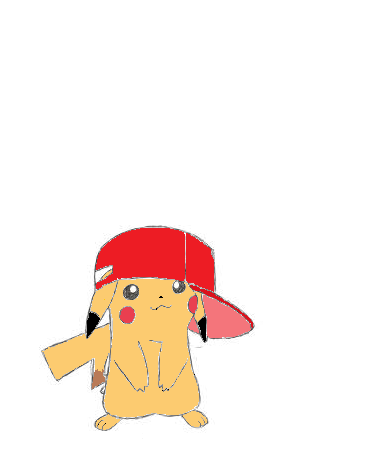 Pikachu Drawing - pokemon Photo