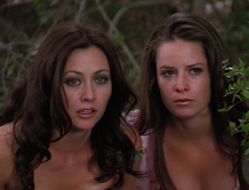 Piper&Prue - All Halliwells Eve