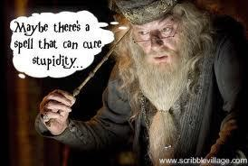 Poor Dumbledore