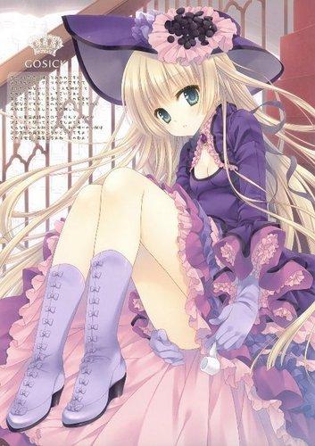 fanpop anime karatasi la kupamba ukuta titled Pretty Girl_